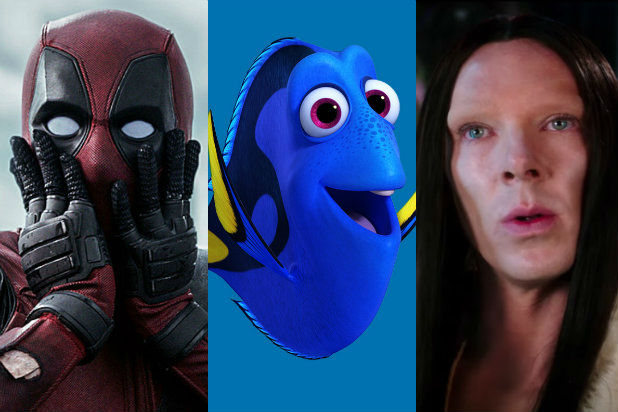 Most Damaging LGBT movies deadpool finding dory zoolander 2