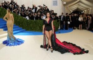 Nicki Minaj Met Gala