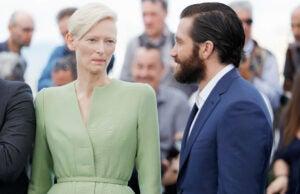 Okja Netflix Cannes Tilda Jake