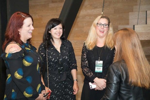 Attendees at Power Women Breakfast, San Francisco 2017