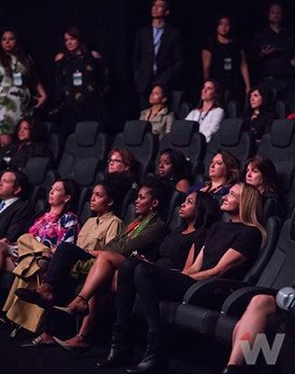 Power Women Breakfast San Francisco 2017 speakers in audience