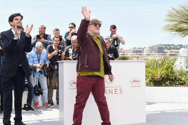 Pedro Almodovar Cannes
