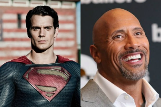 The Rock wants Armie Hammer to play Shazam against his Black Adam
