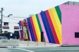 Pink Wall LA Instagram