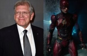 Robert Zemeckis DC Films The Flash