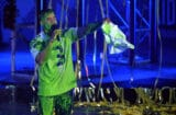 Russell Wilson Nickelodeon Kids' Choice Sports Awards 2016