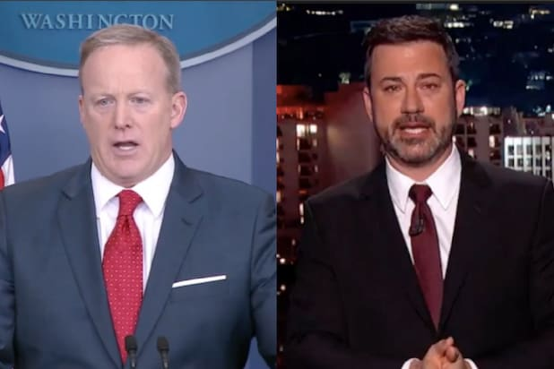 Sean Spicer Says White House
