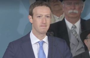 mark zuckerberg harvard commencment