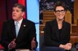 Sean Hannity Rachel Maddow