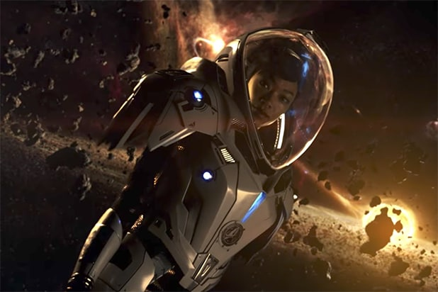 Watch the First Trailer for 'Star Trek: Discovery' (Video)