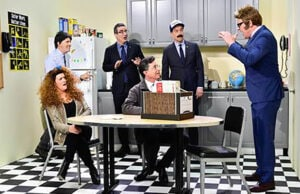 Stephen Colbert Daily Show Reunion