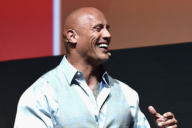 Dwayne The Rock Johnson President