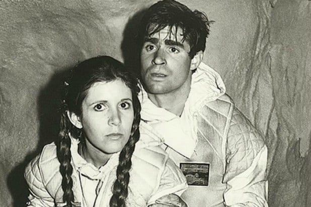 Treat Williams star wars cameo the empire strikes back