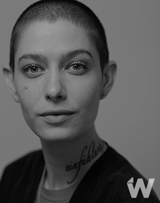 Asia Kate Dillon, Billions