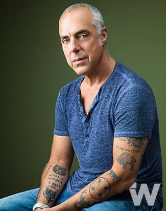 Harry bosch titus welliver tattoos pictures to pin on for Titus welliver tattoos