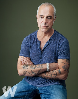 39 bosch 39 star titus welliver reveals most surprising scene for Titus welliver tattoos