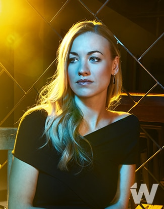 Yvonne Strahovski, The Handmaid's Tale, Photographed by Irvin Rivera for TheWrap