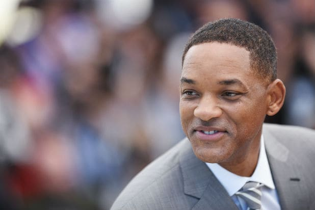Will Smith Cannes Film Festival