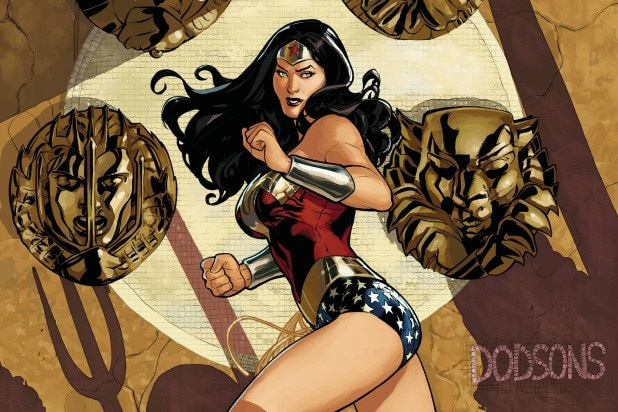 Wonder Woman The Circle