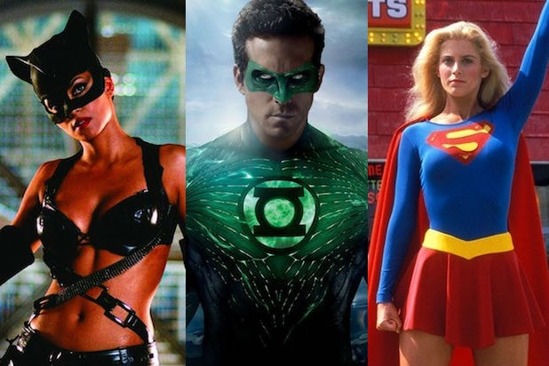 Worst Reviewed Superhero Movies