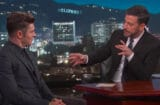 Zac Efron on 'Jimmy Kimmel Live'
