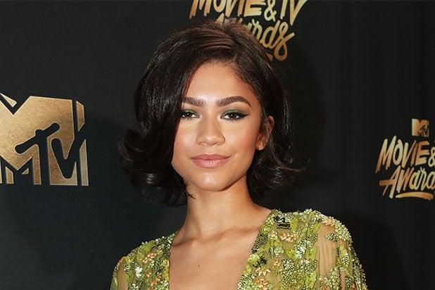 Zendaya in Talks to Join Timothée Chalamet in 'Dune' Remake