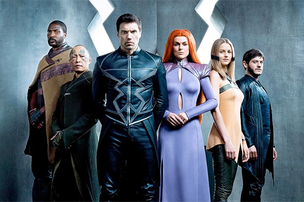 abc inhumans