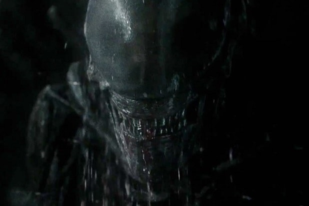 alien covenant creature monster 1979