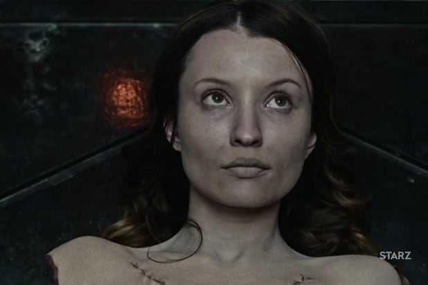american gods characters ranked laura moon