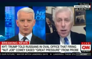 anderson cooper Jeffrey Lord CNN