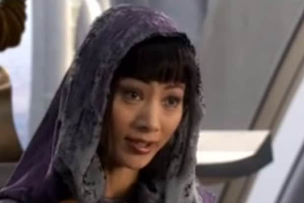 bai ling star wars revenge of the sith deleted scene