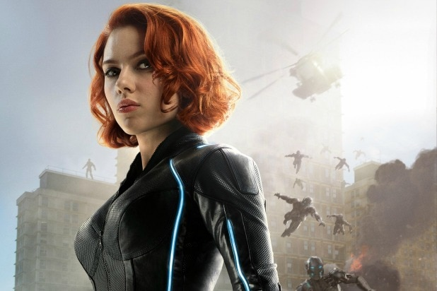 Marvel Studios Black Widow