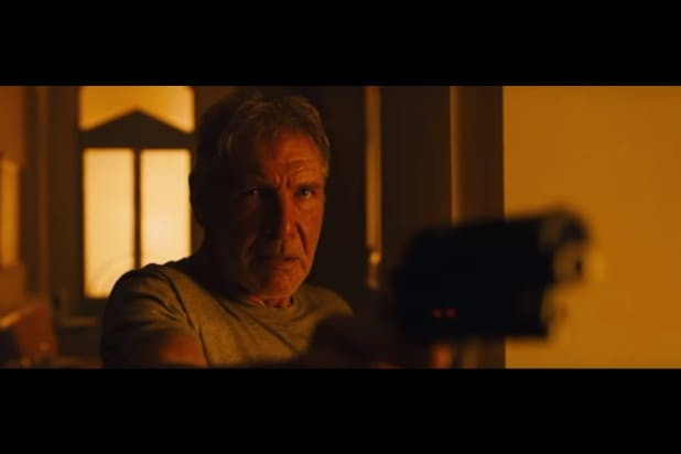 blade runner 2049 trailer deckard with a gun