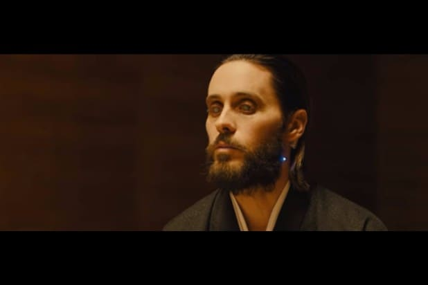 blade runner 2049 trailer jared leto tyrell blind