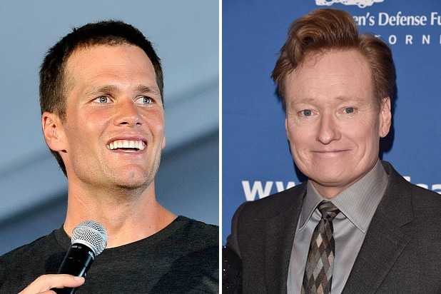 tom brady conan o'brien