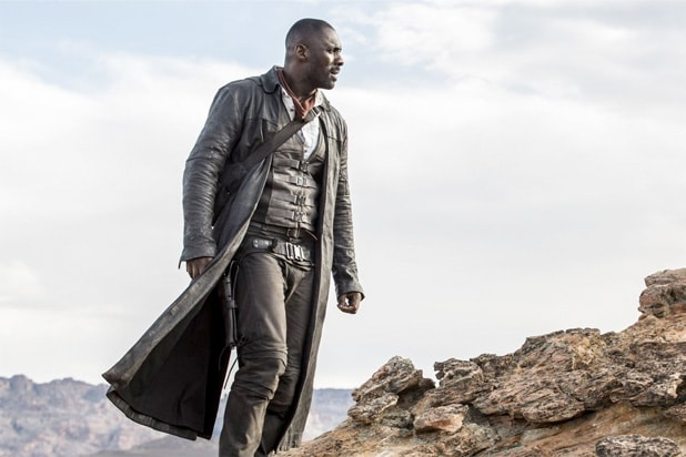 dark tower idris elba