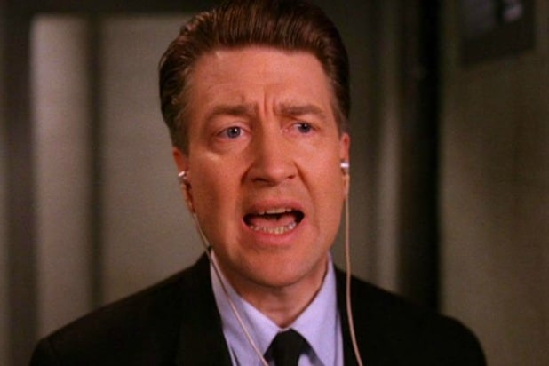 david lynch gordon cole twin peaks