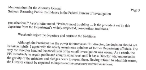 fbi comey deputy ag letter page 3