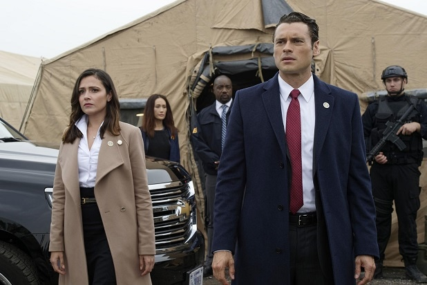 designated survivor characters ranked aaron shore