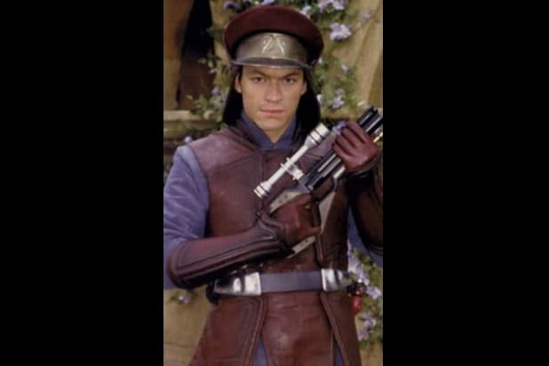 dominic west star wars