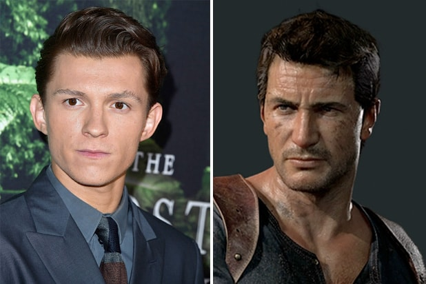 Nathan Drake Fans Blast Tom Holland S Uncharted Origin Movie