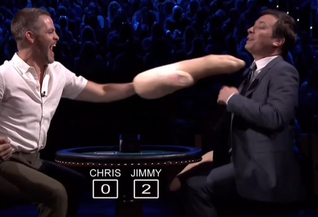 Black jack jimmy fallon