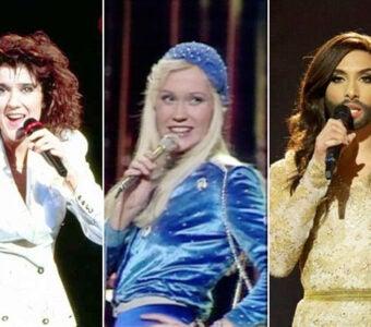 eurovision celine dion abba conchita wurst