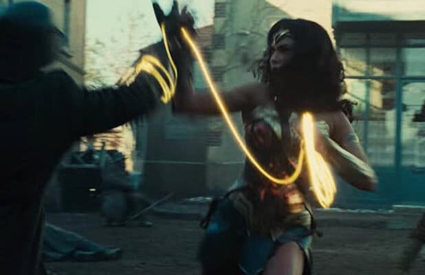 Wonder Woman Best Rotten Tomatoes Score Of Any Dc Or Marvel Film
