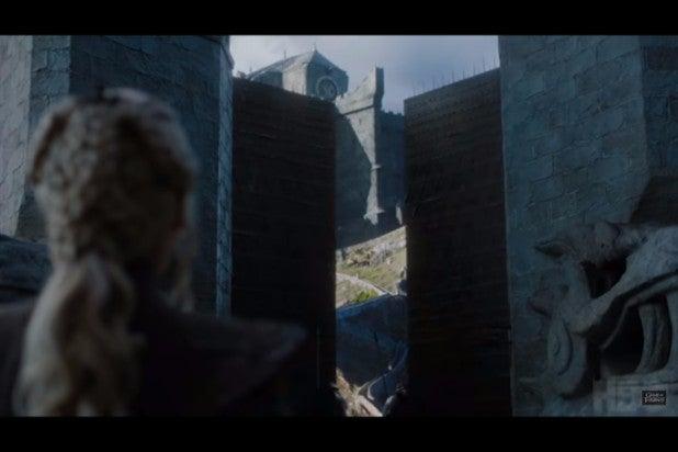 game of thrones trailer daenerys at dragonstone