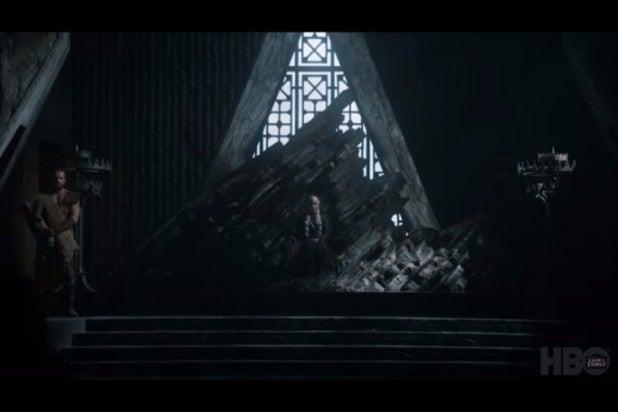 game of thrones trailer daenerys dragonstone throne