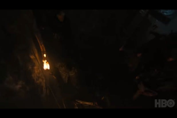 game of thrones trailer under the wall
