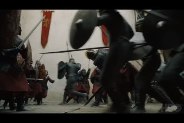 game of thrones trailer unsullied vs lannisters