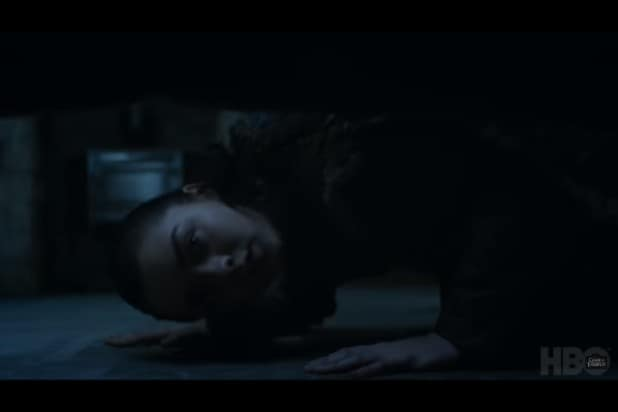game of thrones trailer what's arya looking at