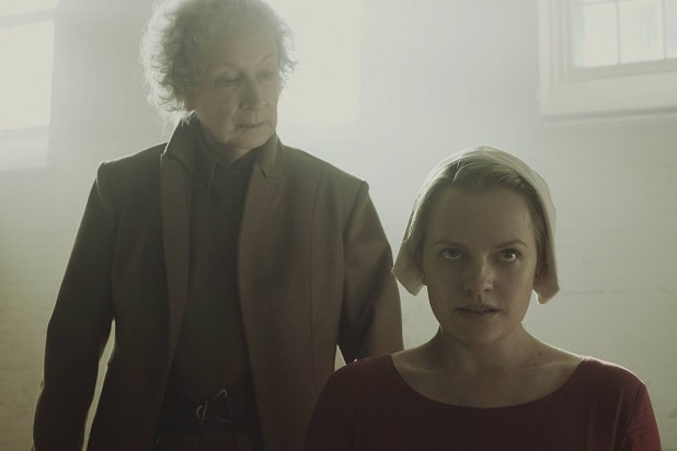 handmaid's tale characters margaret atwood aunt